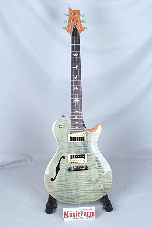 Paul Reed Smith SE Zach Myers Signature Electric Guitar (Trampas Green)