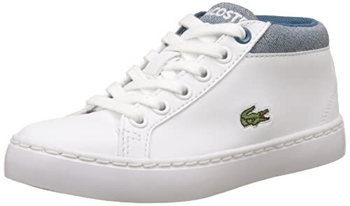 Lacoste, Sneaker bambini, bianco