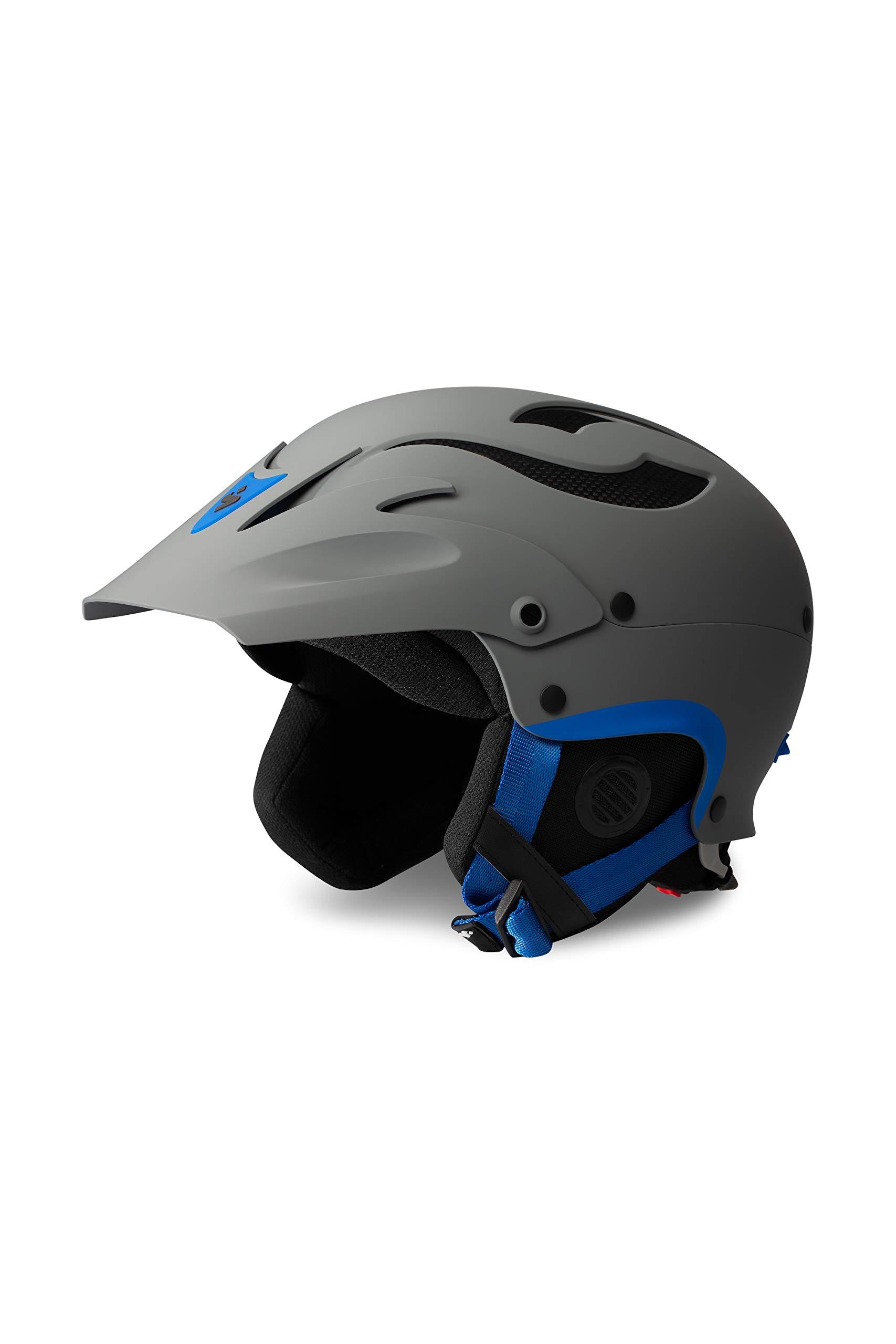 Sweet Protection Rocker Paddle Helmet, Charcoal Gray, ML