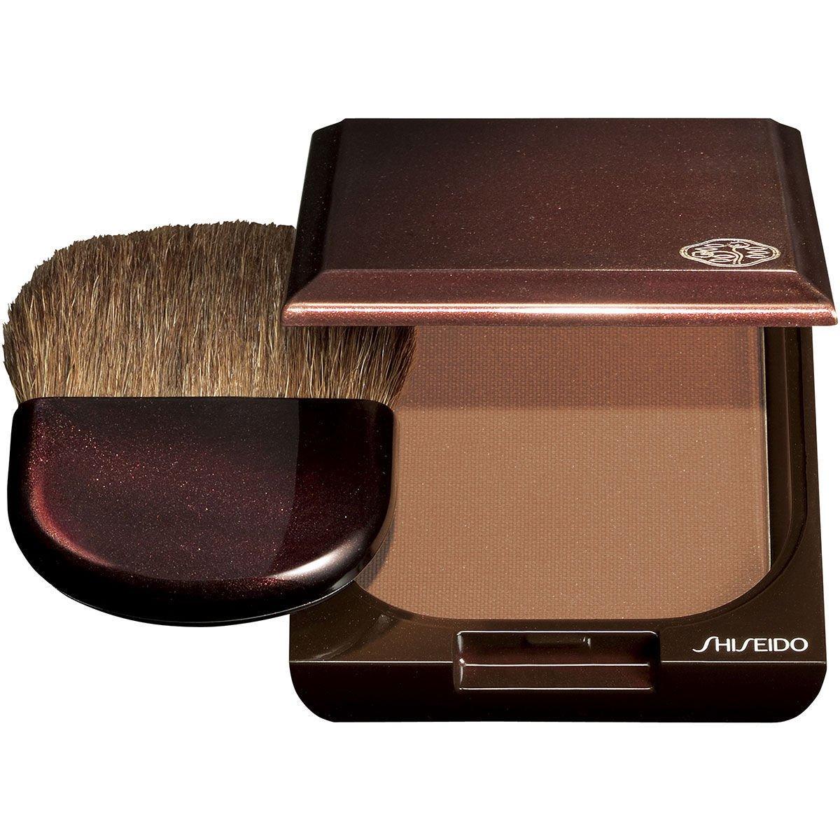 Shiseido Oil-Free Face Bronzer for Women, 2/Dark Fonce, 0.42 Ounce