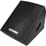 """Pronomic Minimon 8"""" (20CM) DJ PA Aktiv-Monitor Lautsprecher Box (60W RMS / 100W Peak, 2-Band Klangregelung, XLR/Klinken-Eingang für Mikrofon oder Line)"""