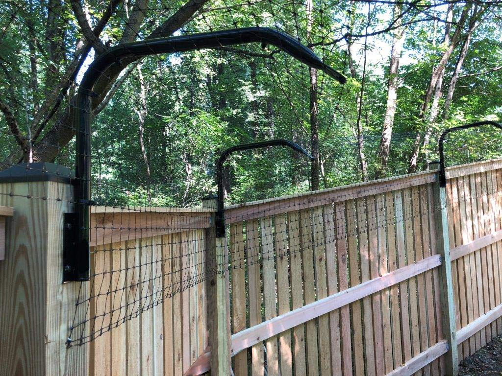cat fencing options