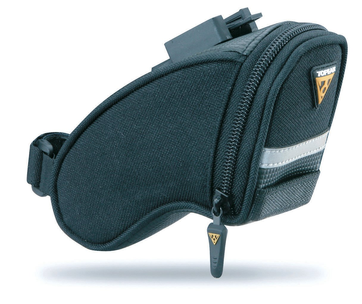 Topeak Aero Wedge Pack, w/Fixer F11, Micro