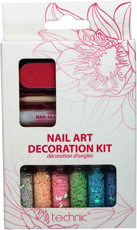 Amazon.com : Technic Nail Art Decoration Kit : Beauty