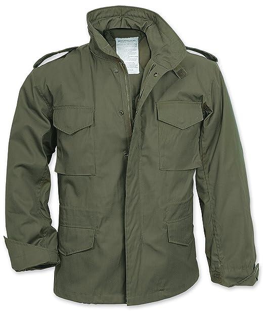 Divers Veste M65 Militaire Fieldjacket Coloris Surplus OT4qIn