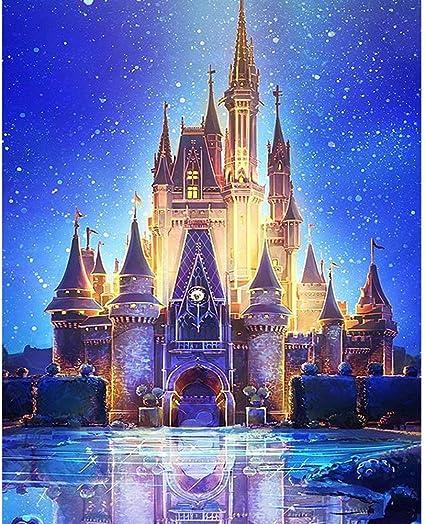 5D Magic Of Diamond Painting Kit Crystal Arts W187 - CraftGift Castle