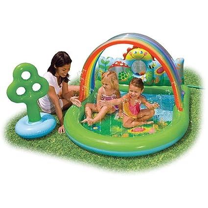 Piscina hinchable p/niños con bolas: Amazon.es: Bricolaje y ...
