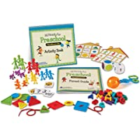Learning Resources All Ready for Preschool Readiness Kit