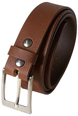 FRONHOFER elegante cinturón de caballero para negocios ...