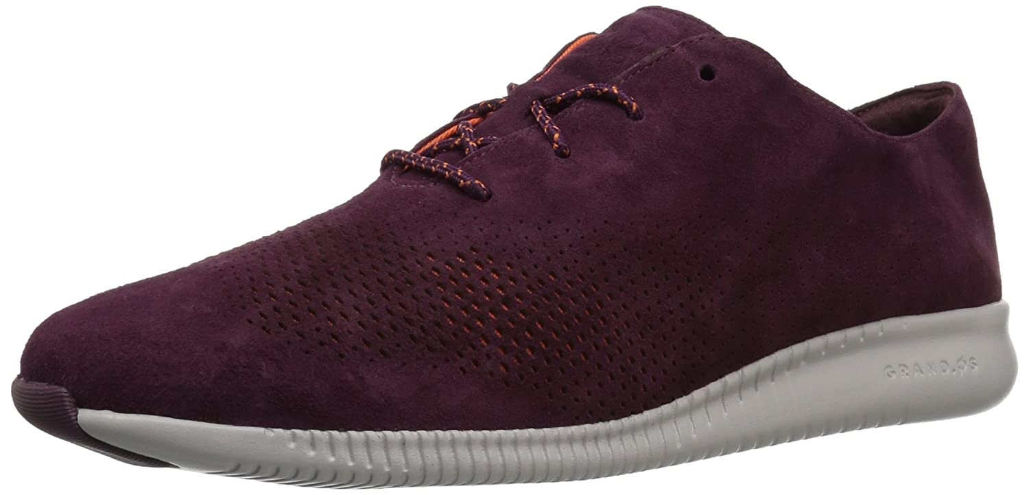 Cole Haan Women's B(M) 2.Zerogrand Laser Wing Oxford B06X9NBLV2 7.5 B(M) Women's US|Malbec Suede 6702af