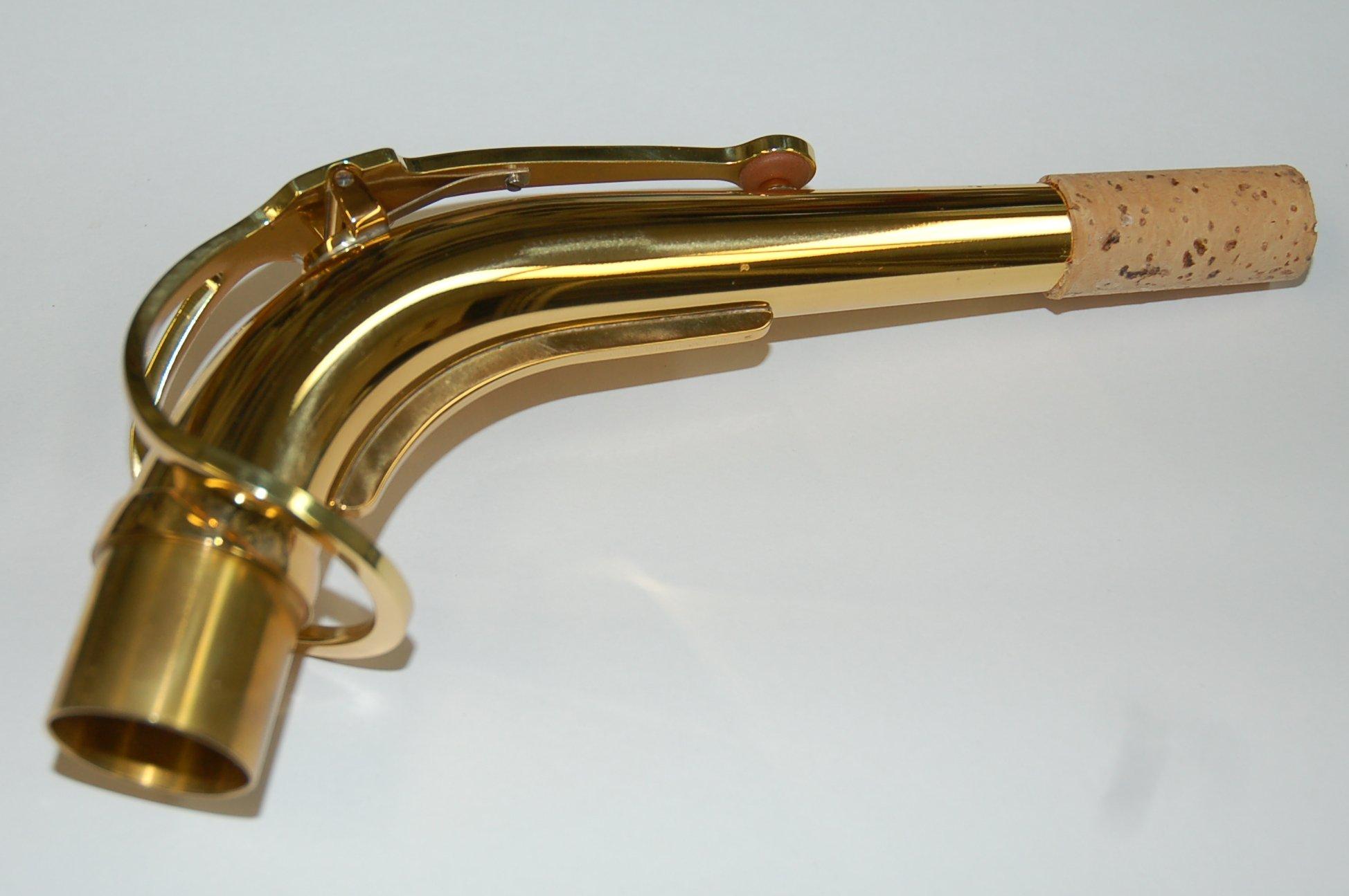 Jupiter Alto Saxophone Neck Sax Gooseneck Mouthpipe JAS-567 JASN-567GL