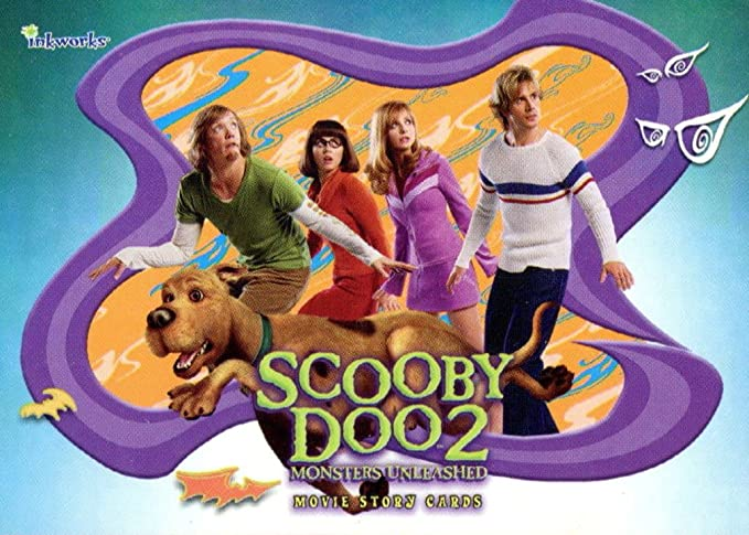 Scooby Doo 2 Movie Monsters Unleashed 2004 Inkworks Promo Card P 2 At Amazon S Entertainment Collectibles Store
