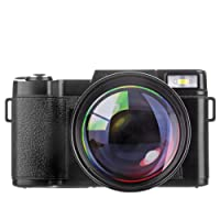 Digital Camera,Camking R2 24 MP 3.0-Inch LCD 22x Digital Zoom Night Vision HD Digital Camera