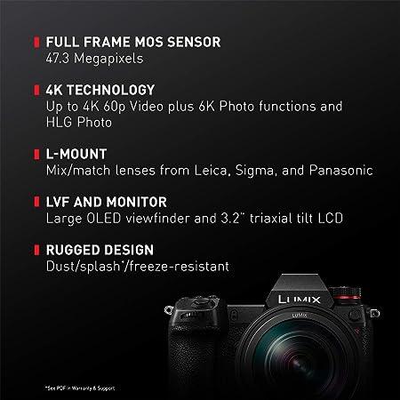 Panasonic DC-S1RMK product image 10