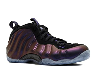 baa841408cf Image Unavailable. Image not available for. Color  Nike 314996-008 Men AIR  Foamposite ONE Black Varsity Purple