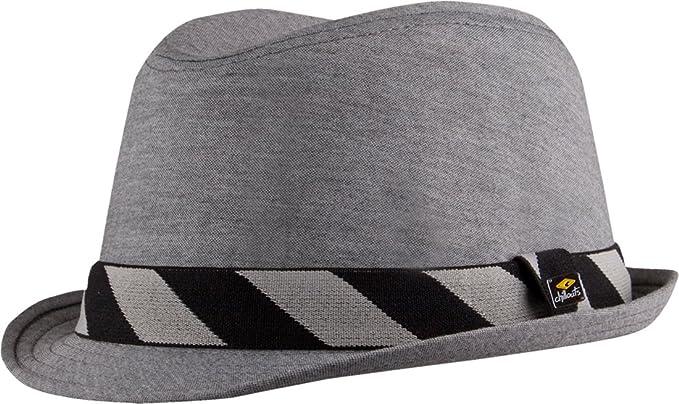 Trilbyhut in 2 Farben Hut Hüte