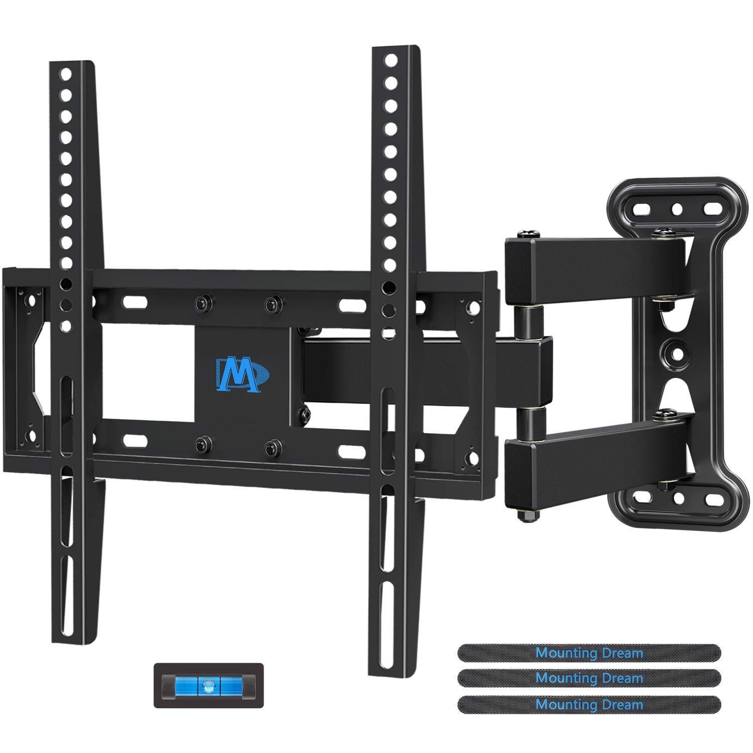 Mounting Dream Full Motion Tv Wall Mount Corner Bracket With Perfect