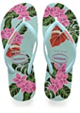 Havaianas Damen Slim Floral Zehentrenner