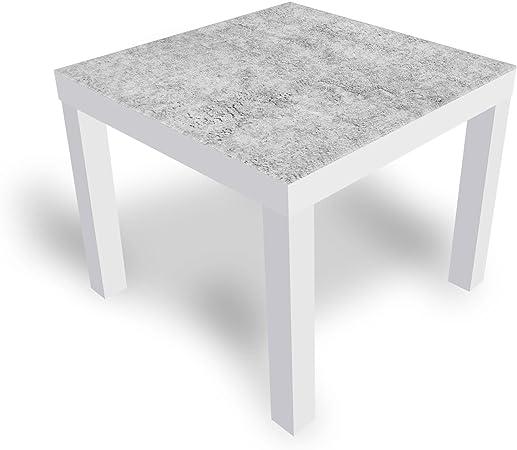 Dekoglas Ikea Beton Table Basse En Verre Avec Plateau En Verre