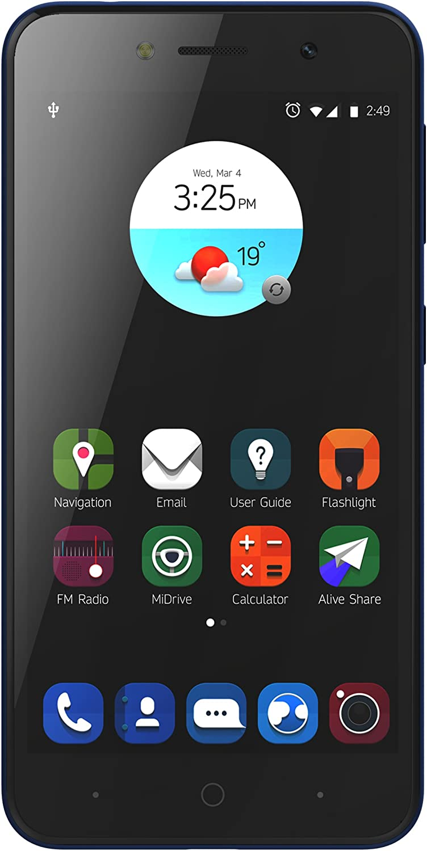 ZTE Blade A520 - Smartphone con Pantalla 5