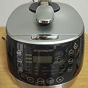 Aigostar Happy Chef 30IWY – Robot de cocina multifunción