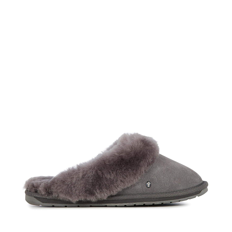 e41d372fb Amazon.com | EMU Australia Women's Jolie Slip-On Slipper | Slippers