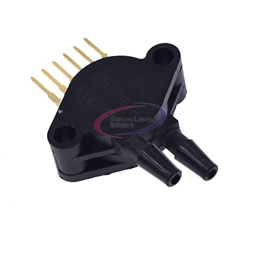 NXP SEMICONDUCTOR MPX5010DP MPX5010 Series Dual 10 KPa 5 V 5/% Analog Output Through Hole Pressure Sensor 1 item s