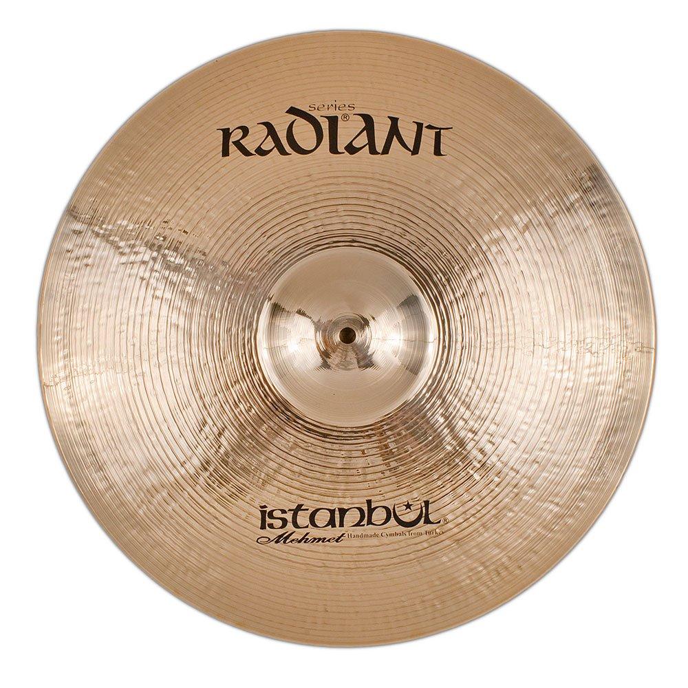 Istanbul Mehmet Cymbals Modern Series Radiant Sweet Crash Cymbals R-CSW (14