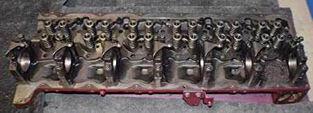 Amazon.com: MACK MP8 MP7 D13 VOLVO ENGINE CYLINDER HEAD REMANUFACTURED  MAGNAFLUXED -> 9910: Everything Else | Volvo Mp7 Engine Head Diagram |  | Amazon.com
