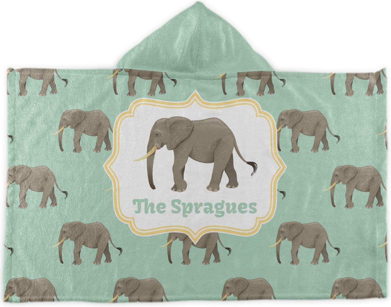 贅沢屋の Elephantフード付きタオル( Personalized Personalized ) ) B077659J31, FEELPROJECT:c9e14bed --- beyonddefeat.com