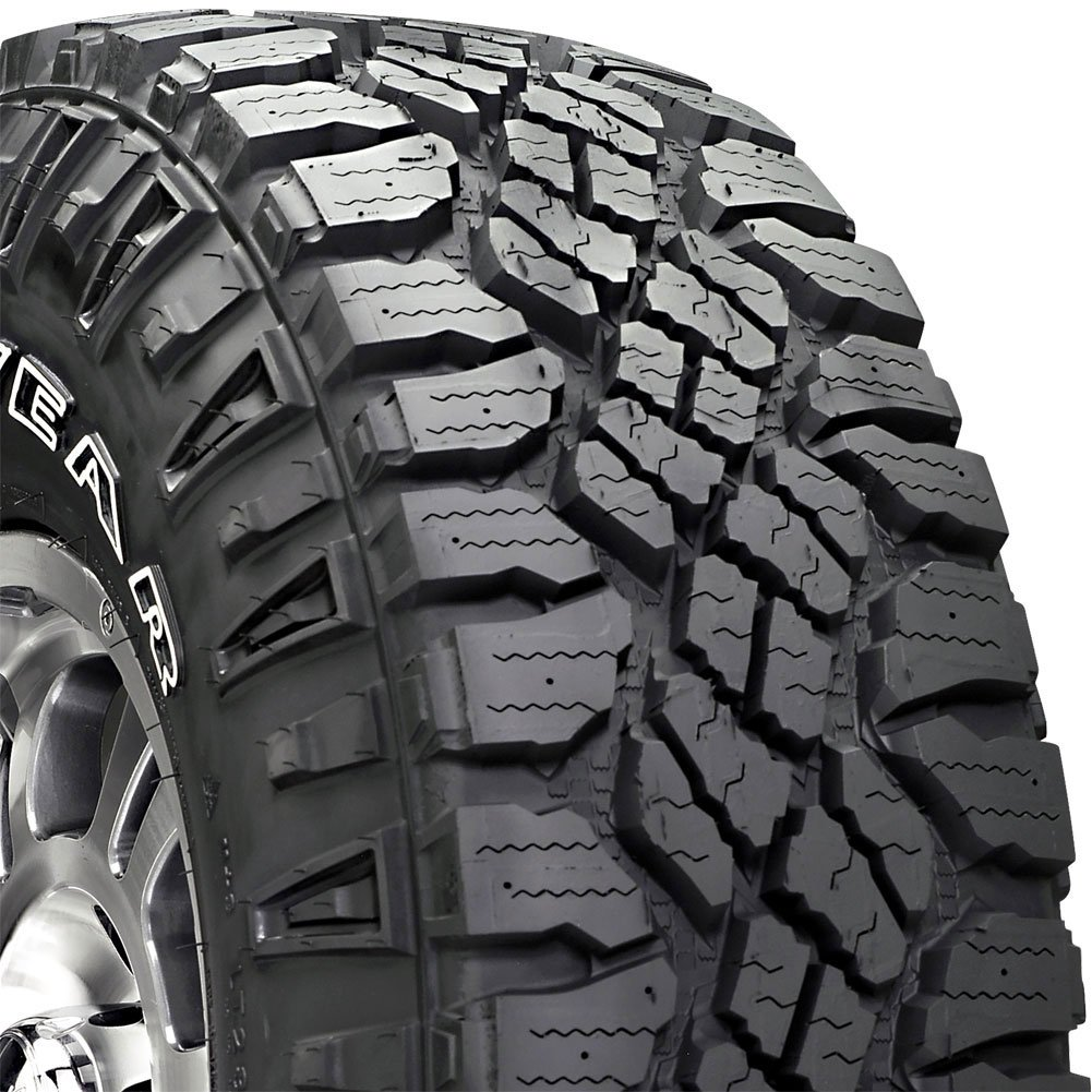 Goodyear Wrangler DuraTrac Traction Radial Tire