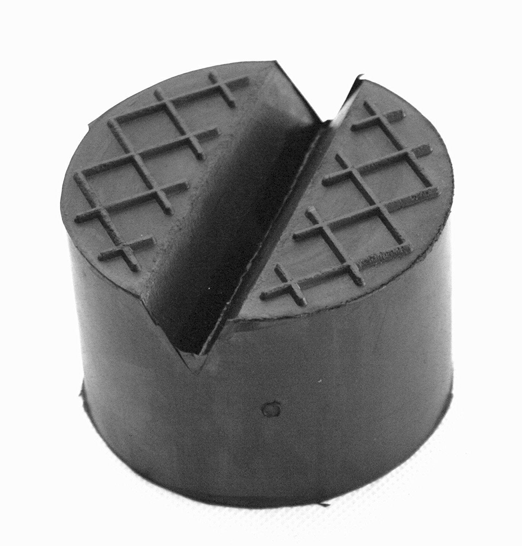 addys-onlinesale Gummiauflage d=75x50mm mit V-Nut & Waffel fü r Wagenheber und Hebebü hnen unbekannt