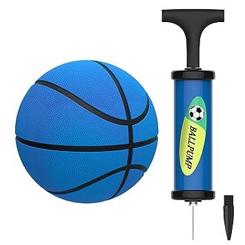 Mini Pelota de Baloncesto,Deporte Baloncesto con Bomba Suave y ...