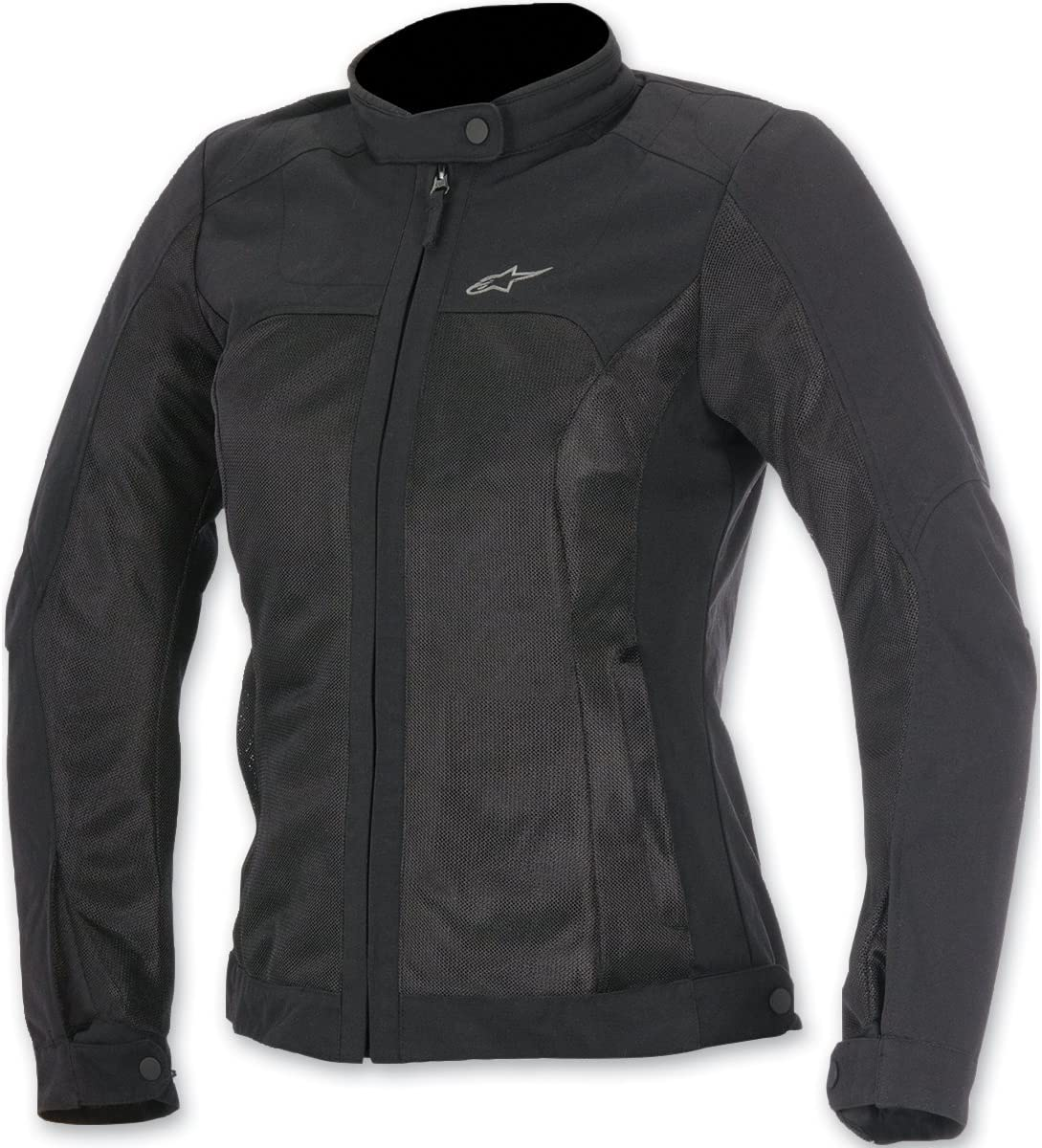 Black, Small Alpinestars Eloise Air Womens Riding Jacket
