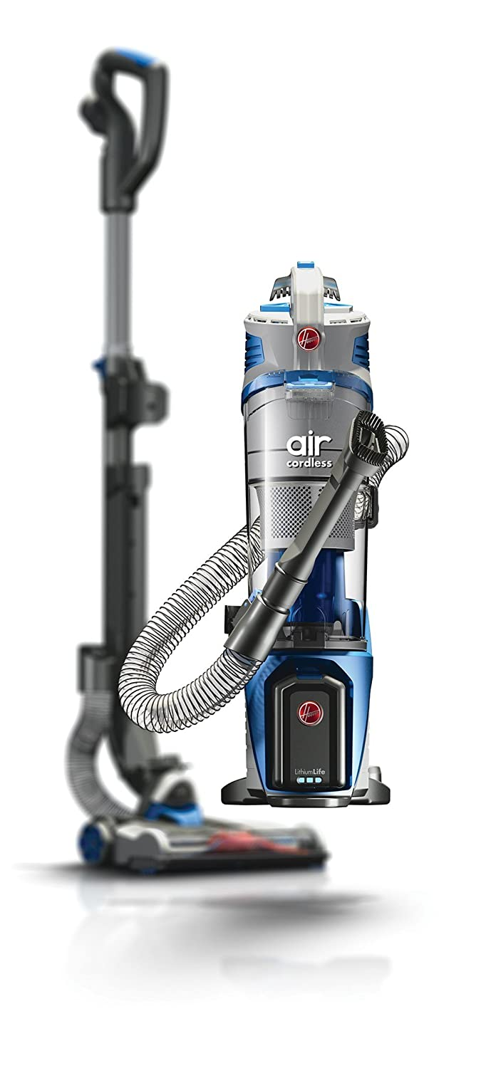 Hoover Vacuum Cleaner Air Lift 20 Volt Lithium Ion Cordless Bagless Upright BH51120PC Amazonca Home Kitchen