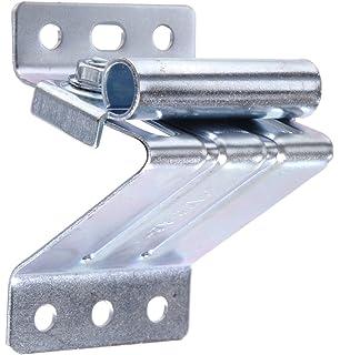 AMERICAN GARAGE DOOR SUPPLY Steel Top Roller Bracket,PK2 HTU