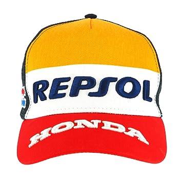 Honda Repsol Moto GP Team Logo Gorra Oficial 2017  Amazon.es ... 9e5beb50e53