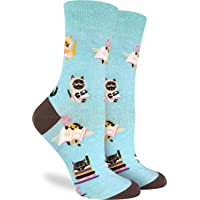 Good Luck Sock Women's Cat Socks, Adult
