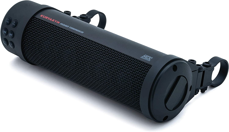 Kuryakyn 2720 MTX-Handlebar Mounted Bluetooth Speakers
