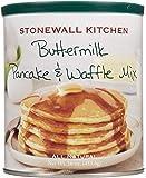 Stonewall Kitchen Pancake and Waffle Mix, Buttermilk, 16 Ounce