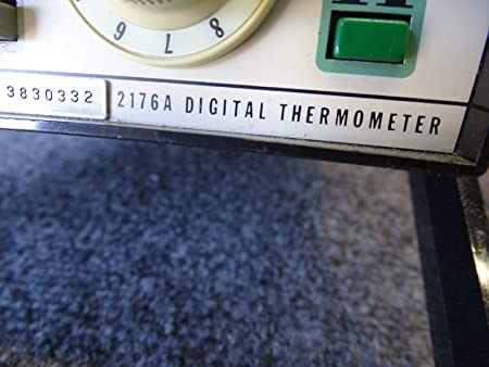 Desconocido FLUKE 2176A - Termómetro Digital multipunto: Amazon.es: Electrónica