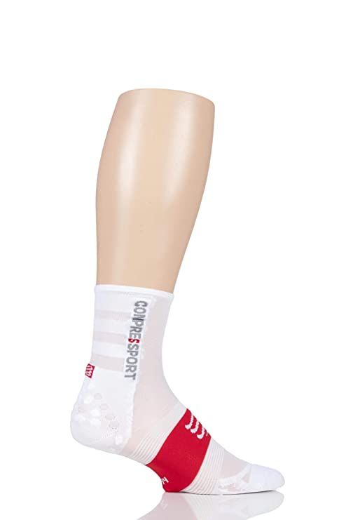 Compressport - Calcetines de Ciclismo Ultralight bike V3.0 [Compressport] - T3,