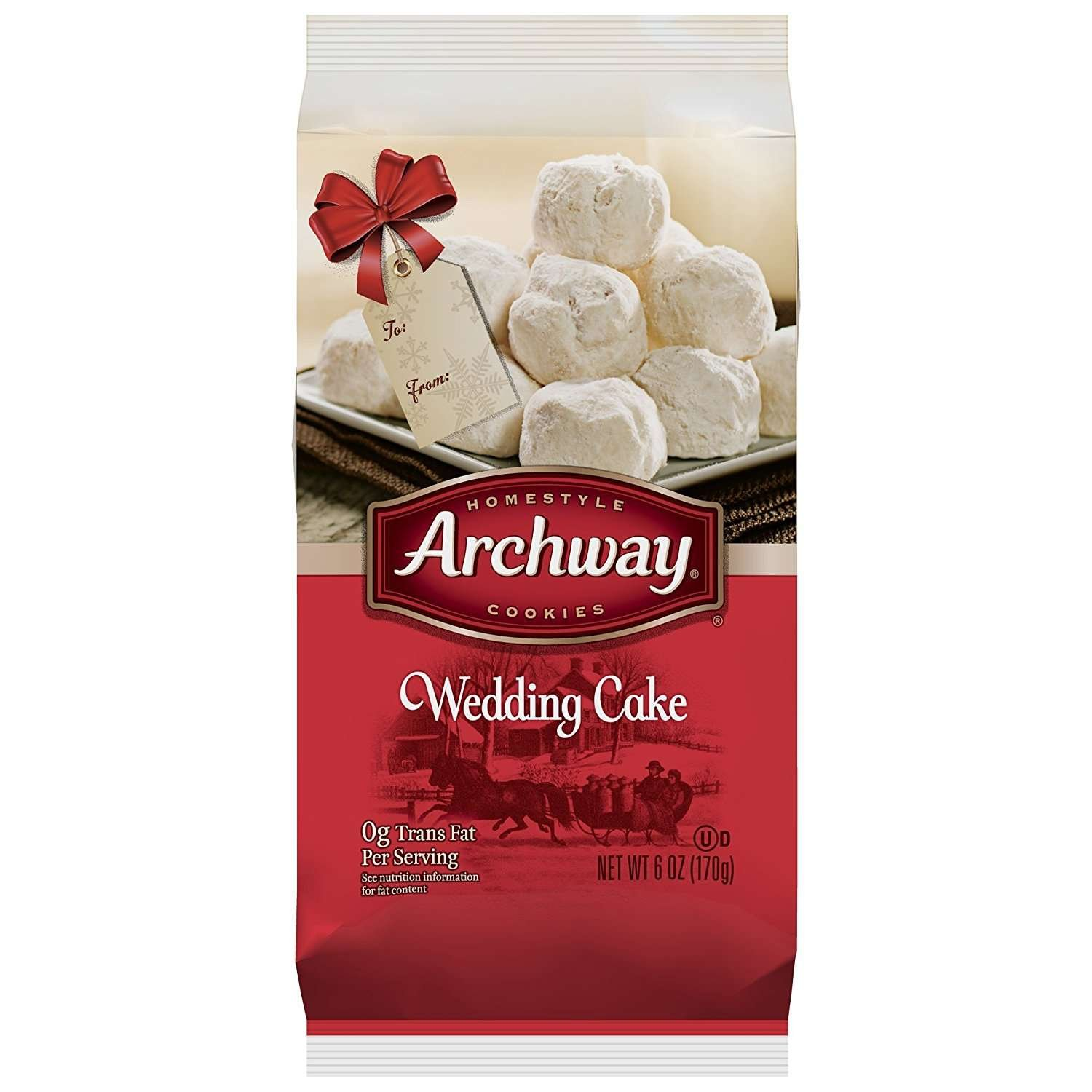 wedding cake cookies archway archway wedding cake cookies two 6 oz boxes 22241
