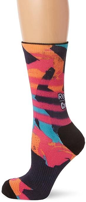 Reebok - Calcetines de Deporte - para Mujer Pink Craze 40-42: Amazon.es: Deportes y aire libre