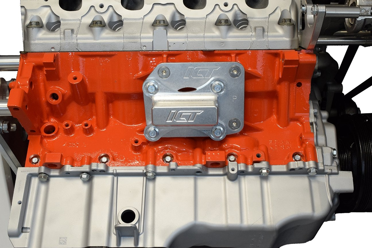 Amazon com: LS to LT1 2014-up Engine Swap Bracket Conversion