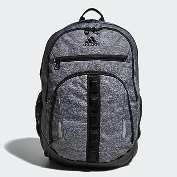 adidas Prime IV Backpack Mochila, Unisex, Onix Jersey/Black, Talla Única: Amazon.es: Deportes y aire libre