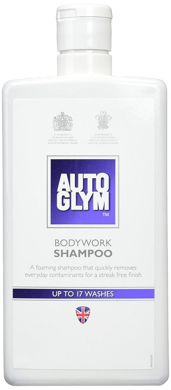 Auto Glym Bodywork Shampoo, Blue, 500ml Autoglym