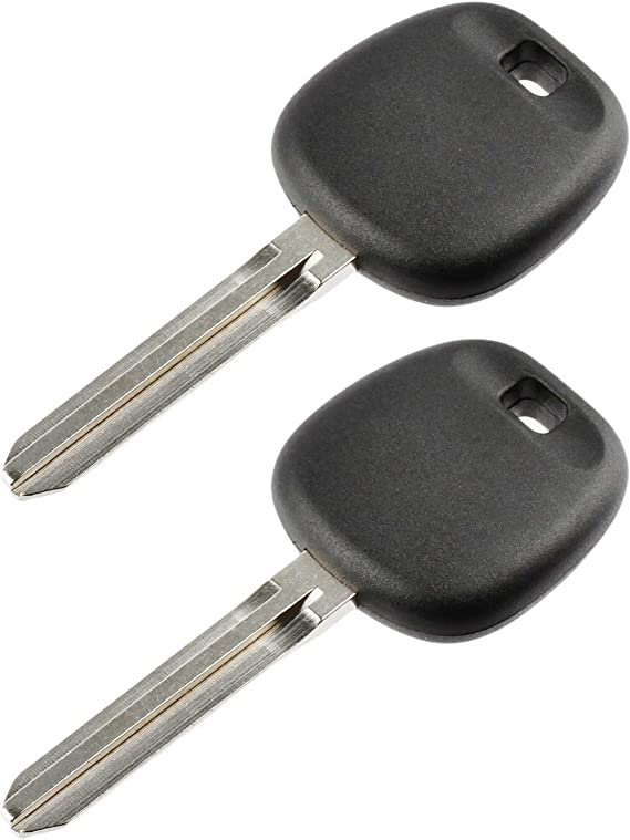 2 Replacement for Toyota 2001-2002 Sequoia 1998-2003 Sienna Remote Car Fob Key