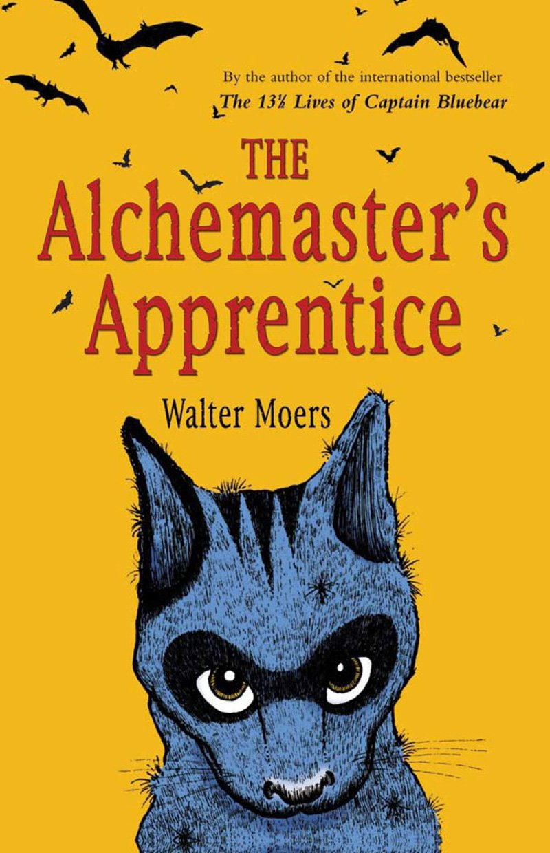 Amazon: The Alchemaster's Apprentice: A Novel (9781590204047): Walter  Moers, John Brown: Books