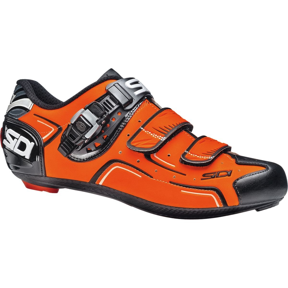 【2019 新作】 (シディ) Sidi [並行輸入品] Level Carbon Shoes Orange メンズ ロードバイクシューズOrange Fluo/Black メンズ [並行輸入品] 日本サイズ 23.5cm (37) Orange Fluo/Black B07G76XNSR, RAMBUTAN:a0bbf8bd --- by.specpricep.ru